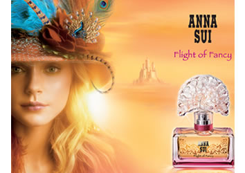 Anna Sui Flight of Fancy Perfume