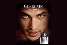 Guerlain Homme - The New Guerlain Fragrance For Men For The Animal In You