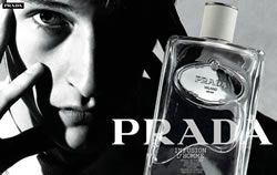 Prada creates an Infusion for Men.